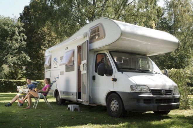 Neuzulassungen für Campingfahrzeugen nehmen weiter zu.