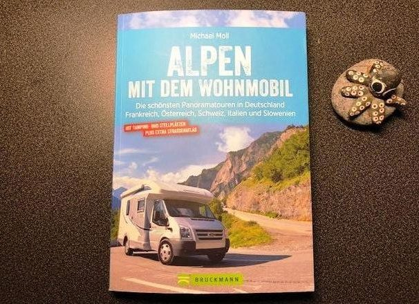 Lesenswert: Alpentouren mit dem Wohnmobil