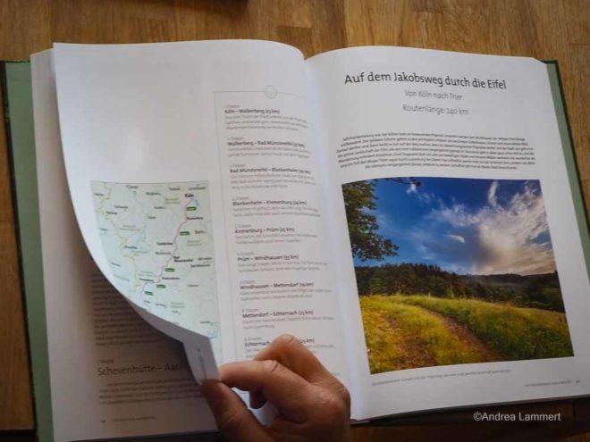 Buch innen; Pilgerwege in Deutschland