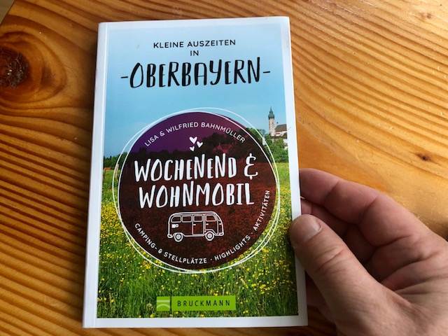 Reisebuch Oberbayern