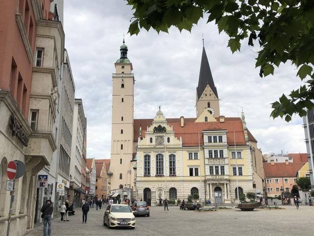 Ingolstadt: Attraktiver Stellplatz nahe der Altstadt