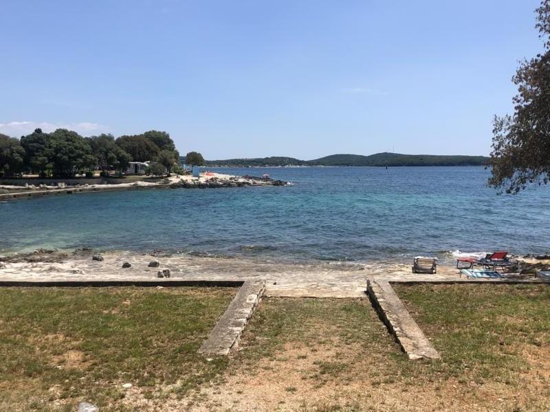 Kroatien_Koversada_Camping, Blick in den Limfjord