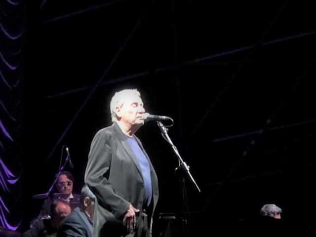 Paolo Conte beim Jazz Festival in Grado. Foto: Gerhard von Kapff