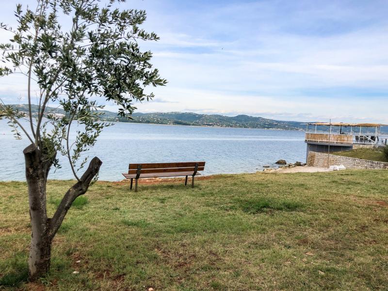 Camping Kanegra, FKK-Camping, Istrien, Kroatien